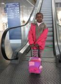 Retour d'Aïssata au Mali - Guipavas le 13 Novembre 2010