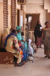 Service de pédiatrie du CHU Gabriel Touré