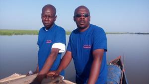 Mission sur la lac Debo