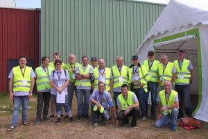Equipe de bénévoles